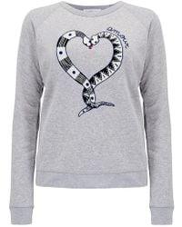 Maison Labiche - Snake Love Sweater - Lyst