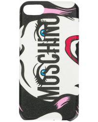 Moschino - Shock Iphone 8 Case - Lyst