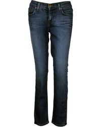 J Brand - Mid-rise Capri Jeans - Lyst