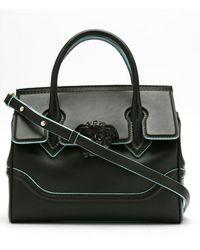 Versace - - Palazzo Empire Shoulder Bag - Lyst