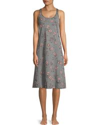 Lord & Taylor | Butterfly Cotton Nightgown | Lyst