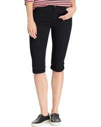 Chaps - Classic Slim-fit Twill Shorts - Lyst