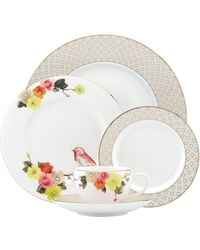 Kate Spade - Waverly Pond Five-piece Place Setting - Lyst
