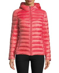 Lord & Taylor | Quilted Packable Down Jacket | Lyst