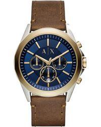 Armani Exchange - Heren Horloge Ax2600 - Lyst