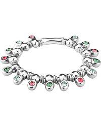 Uno De 50 - Jungle Love Silver Bracelet - Lyst