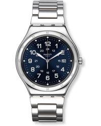 Swatch - Blue Boat Horloge - Lyst
