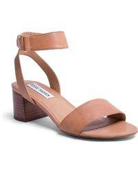 Steve Madden - Ginnie Dress Sandals - Lyst
