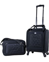 Delsey | Valence Quilted 2-piece Luggage And Tote Bag Set | Lyst