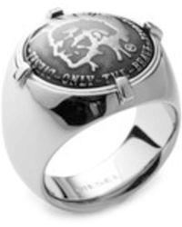 DIESEL - Heren Ring Dx0742040 - Lyst