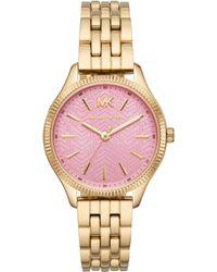 Michael Kors - Dames Horloge Lexington Mk6640 - Lyst