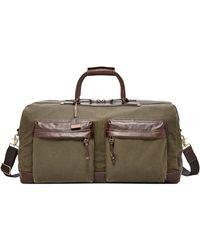Fossil | Defender Duffel Bag | Lyst