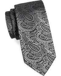 Arrow - Premium Swirly Paisley Silk Tie - Lyst