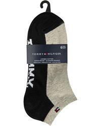 Tommy Hilfiger | Women's Six-pack Liner Socks | Lyst