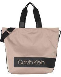 Calvin Klein - Block Out Shopper - Lyst