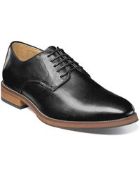 Florsheim - Pebbled Leather Oxford Shoes - Lyst