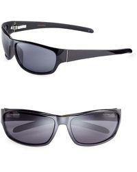 Dockers - 65mm Wrap Sunglasses - Lyst
