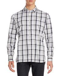 Victorinox | Tailored-fit Plaid Sport Shirt | Lyst