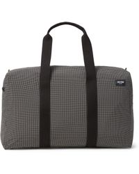 Jack Spade - Packable Graph Check Duffle - Lyst