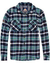 Superdry - Merchant Milled Overhemd - Lyst
