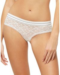 Blush Lingerie - Play Lace Hipster - Lyst