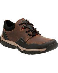 Clarks - Walbeck Edge Sneakers - Lyst