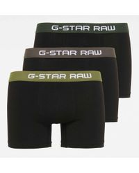G-Star RAW - Tach Trunk 3-pack - Lyst