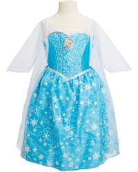 Disney - Elsa Musical Light Up Dress - Lyst