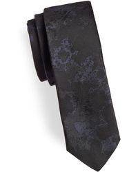 HUGO | Textured Silk Tie | Lyst