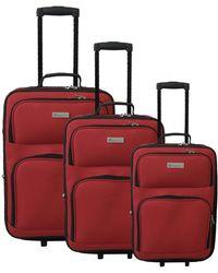 McBrine - Three-piece Suitcase Set - Lyst