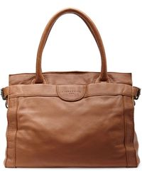 Liebeskind | Glory Vintage Leather Satchel | Lyst