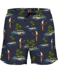 Only & Sons - Zwemshorts - Lyst