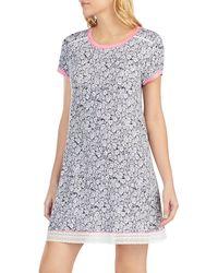 Kensie | Short-sleeve Sleepshirt | Lyst