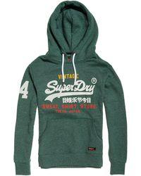 Superdry - Sweater Hoodie - Lyst