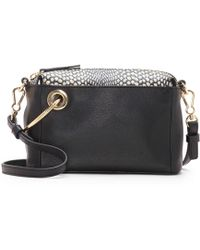 Vince Camuto - Margi Crossbody Tas Met Ring Detail - Lyst