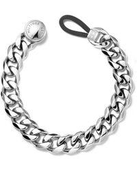 Tommy Hilfiger - Tj Chain Bracelet Ss - Lyst
