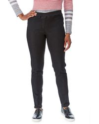 Olsen | Pia Pull-on Denim Pants | Lyst
