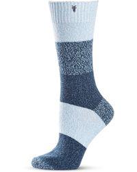 Frye | Colourblock Supersoft Boot Socks | Lyst