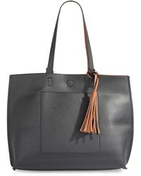 Lord & Taylor | Everyday Reversible Tote | Lyst