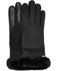 UGG - Seamed Tech Handschoenen - Lyst