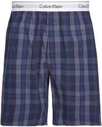 Calvin Klein - Pyjama Shorts - Lyst
