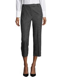 Marella | Nausica Houndstooth Trousers | Lyst