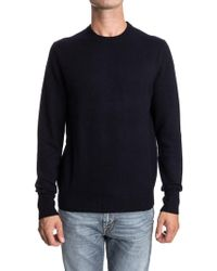 Aspesi - Roundneck Sweater - Lyst