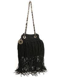 Missoni - Black Knitted Bag - Lyst