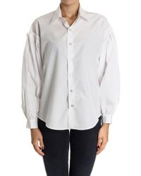 Limi Feu - Cotton Shirt - Lyst