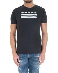 Dondup - Blue Chestnut T-shirt - Lyst
