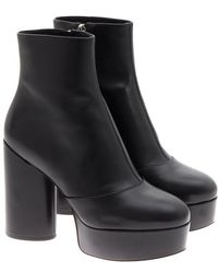 Marc Jacobs - Leather Ankle Boots - Lyst