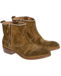 Golden Goose Deluxe Brand - Anouk Boots - Lyst