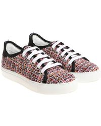Pinko - Multicolor Pinolo Sneakers - Lyst