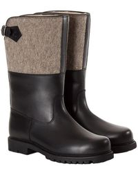 Ludwig Reiter - Leather Boots - Lyst
